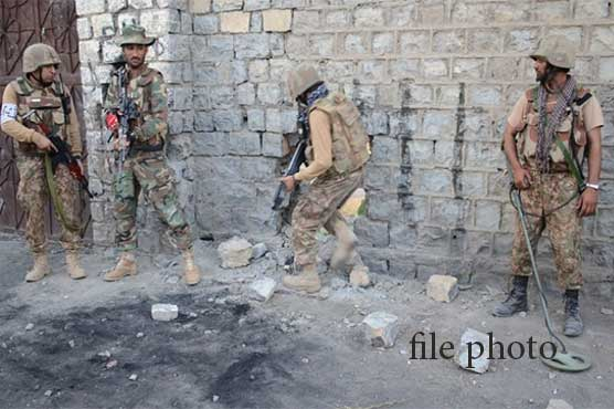 TTP commander killed, army officer martyred in Tank operation
